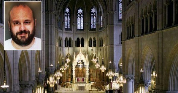 Mỹ: Bắt giữ đối tượng mang xăng vào nhà thờ St. Patrick