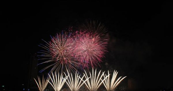 Tạm ngưng hoạt động Cảng sông Hàn phục vụ lễ hội pháo hoa quốc tế