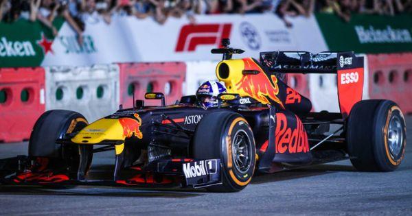 1,75 triệu đồng cho vé xe xem đua xe F1 tại Hà Nội