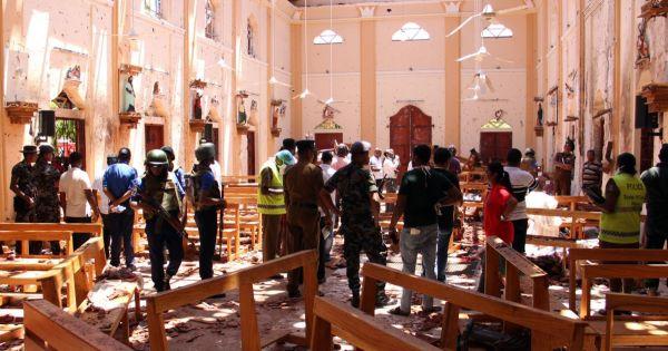 Đánh bom ở Sri Lanka: Chính phủ ban bố lệnh giới nghiêm