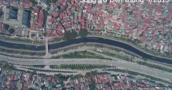 """""""Lấy nước sông Hồng làm sạch sông Tô Lịch không khả thi"""""""