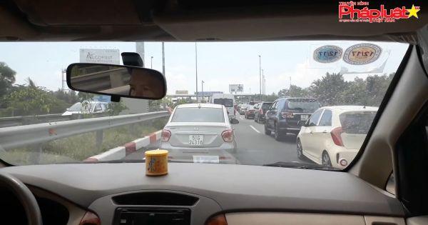 Để tránh bị ùn tắc trong những ngày lễ trên cao tốc TP HCM-Dầu Giây