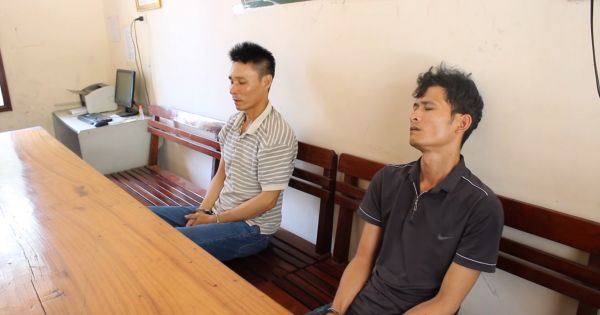 Nghệ An: Bắt hai đối tượng vận chuyển số lượng lớn ma túy