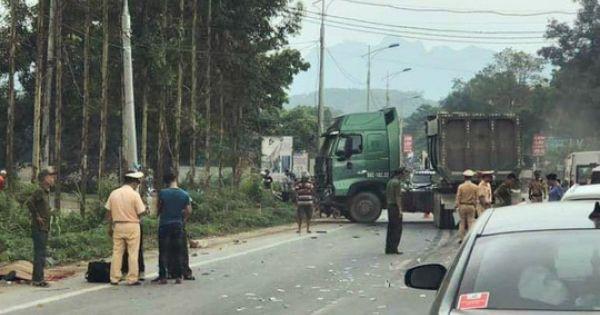 3 ngày nghỉ lễ: 22 người chết, 19 người bị thương vì tai nạn giao thông