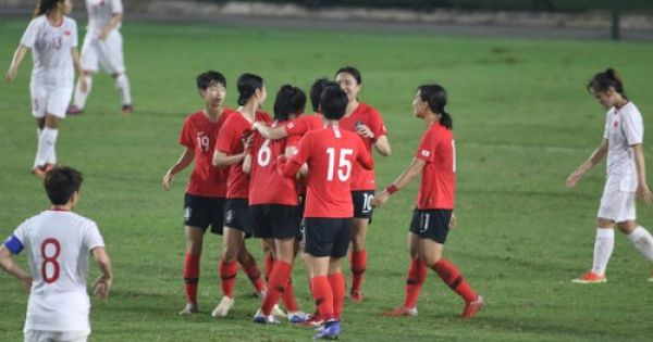 U19 nữ Việt Nam giành vé tham dự VCK U19 châu Á