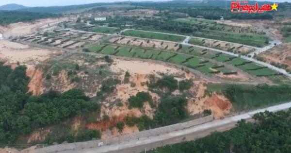 Bình Thuận: Kiểm toán Nhà nước yêu cầu kiểm tra việc sử dụng đất các doanh nghiệp