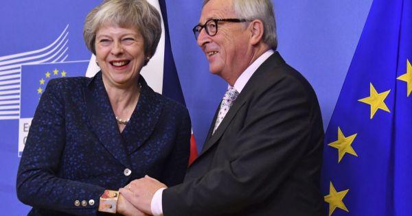Thủ tướng Anh hy vọng sẽ đạt thỏa thuận Brexit đúng hạn định