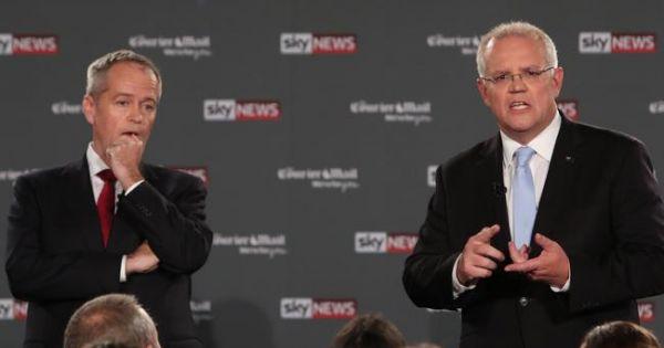 Bầu cử Australia 2019: Nóng ở vòng tranh luận thứ hai, khoảng cách thu hẹp
