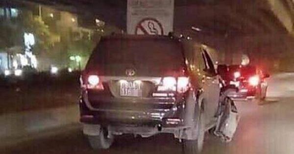 Hà Nội: Tài xế xe ô tô biển xanh gây tai nạn ở Đại Kim đã trình diện công an