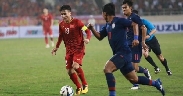 Đội tuyển Việt Nam có thể đụng độ Thái Lan ngay ở trận khai mạc King's Cup 2019