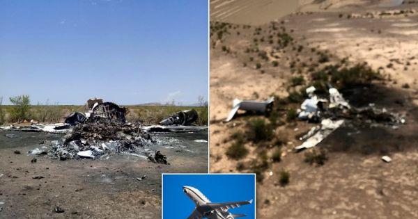 Mexico: Rơi máy bay khiến 13 người thiệt mạng