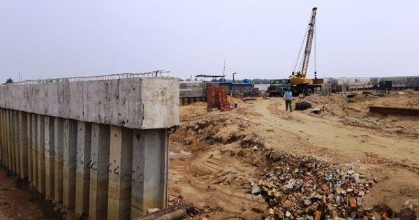 Thanh Hóa yêu cầu tháo dỡ công trình lấn sông Mã
