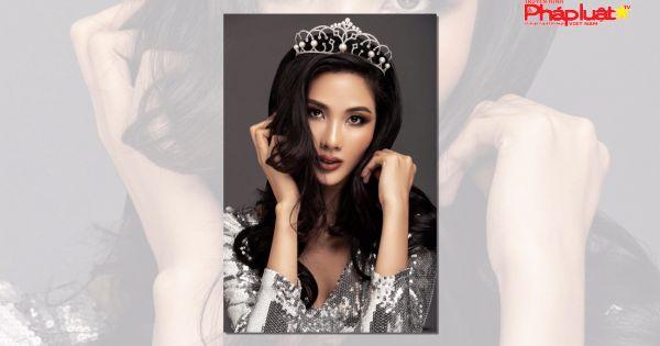 Ngắm nhan sắc gợi cảm của người đẹp xứ Thanh tham gia Miss Universe 2019