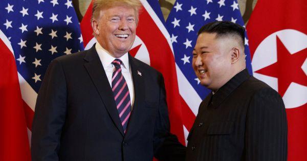 Trump tán thành Hàn Quốc viện trợ lương thực cho Triều Tiên