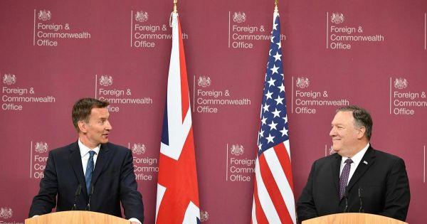 Mỹ dọa ngưng hợp tác tình báo với Anh vì Huawei