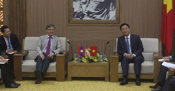 Bộ Tư pháp Việt Nam không ngừng tăng cường các mối quan hệ ngoại giao