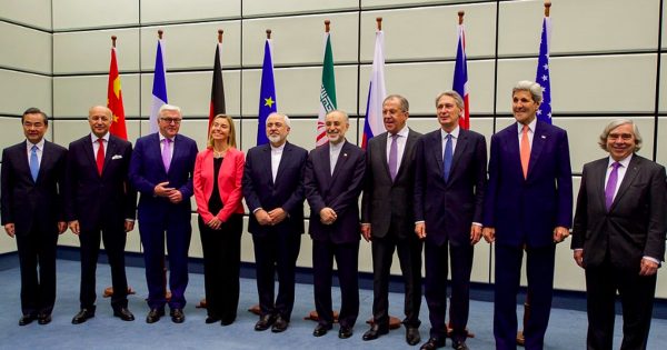 EU tái khẳng định ủng hộ thỏa thuận hạt nhân Iran