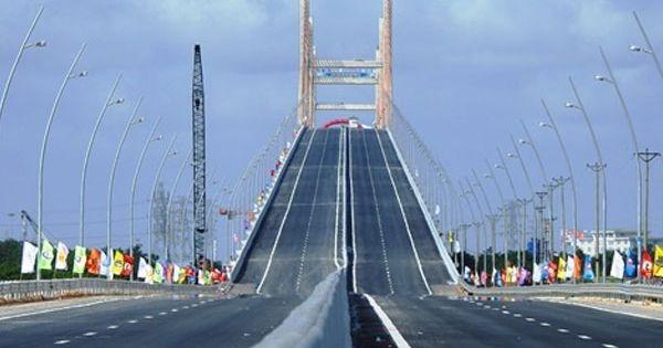 Kiểm toán Nhà nước kiến nghị giảm thời gian thu phí cầu Bạch Đằng