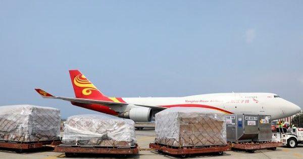 Máy bay Trung Quốc chuyển hàng viện trợ đến Venezuela