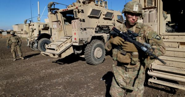 Mỹ muốn điều động 12 vạn binh sĩ đến Vùng vịnh đối phó Iran