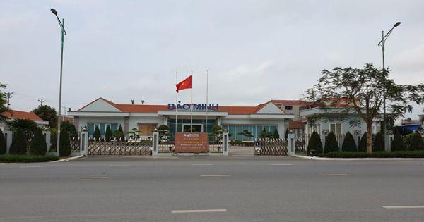 Nam Định: Nhiều sai phạm tại Khu công nghiệp Bảo Minh
