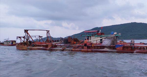 Quảng Ninh: Xem xét thu hồi dự án khai thác cát khu vực biên giới Việt – Trung