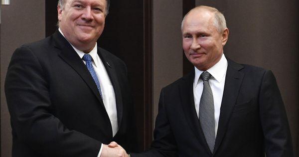 TT Nga mong muốn khôi phục hoàn toàn quan hệ với Mỹ