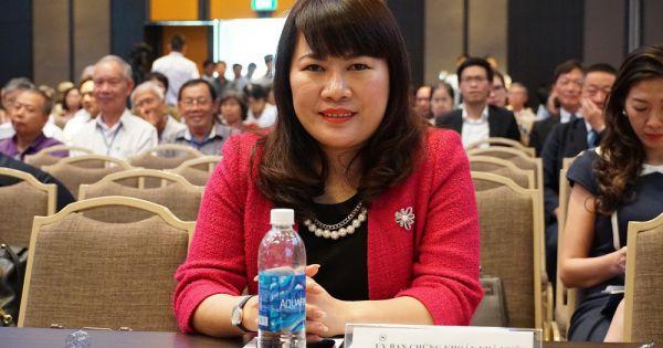 Chấm dứt vị trí Chủ tịch tại Eximbank đối với bà Lương Thị Cẩm Tú