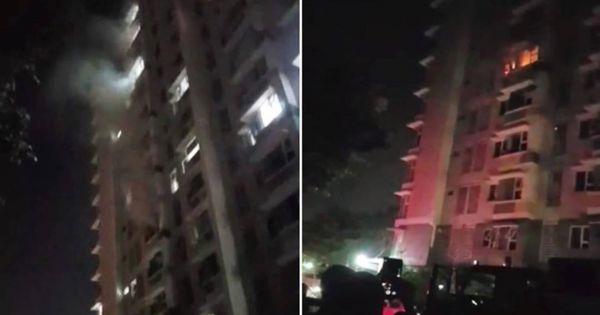 TPHCM: Chung cư Flora Anh Đào bị cháy lúc rạng sáng