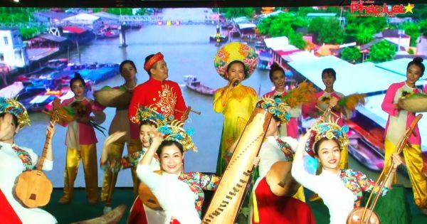 Bến Tre: Mang sản phẩm đặc trưng đến tận tay người tiêu dùng Việt