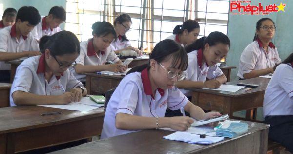 Bộ GD&ĐT: Yếu tố con người đóng vai trò quan trọng trong kỳ thi THPT Quốc Gia
