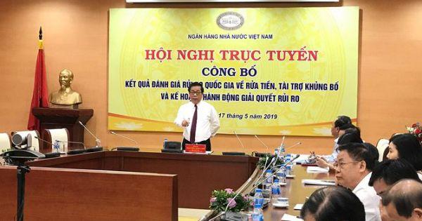 Ngân hàng Nhà nước: Nguy cơ rửa tiền ở lĩnh vực ngân hàng, bất đòn sản Việt Nam ở mức cao