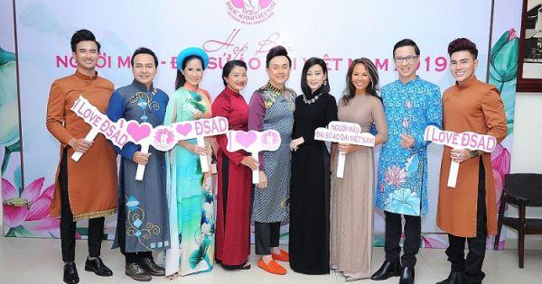 NTK Việt Hùng tìm Người mẫu – Đại sứ áo dài Việt Nam 2019