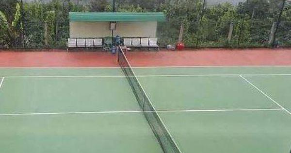 Thái Nguyên: Nắn đường dân sinh làm sân Tennis cho cán bộ thị xã Phổ Yên