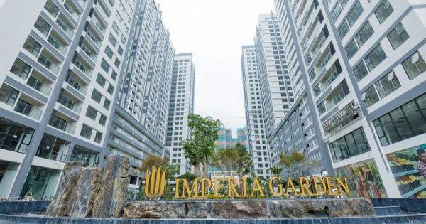 Điều tra vụ 1 người nước ngoài bị tố sàm sỡ cô gái tại Chung cư Imperia Garden-Aden