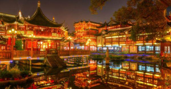Khám phá Cổ trấn đẹp nhất Trung Quốc