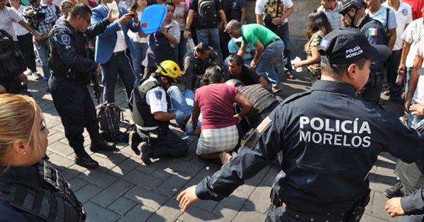 Xả súng ở Mexico làm 6 người thiệt mạng