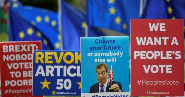 Cử tri châu Âu bắt đầu cuộc bầu cử Nghị viện