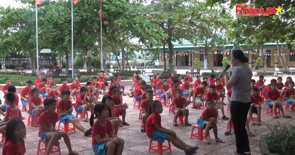Hà Tĩnh: Học sinh nông thôn học kỹ năng phòng chống xâm hại tình dục