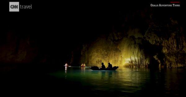 Kích thước thật của Sơn Đoòng khi được nối với hang Thung: tăng thêm 1,6 triệu m3