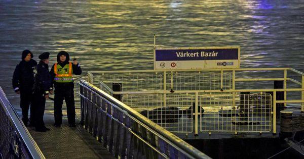 Chìm tàu chở du khách Hàn Quốc trên sông Danube
