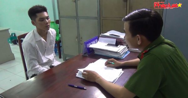 Kiên Giang: Bắt quả tang con nghiện tàng trữ ma túy đá