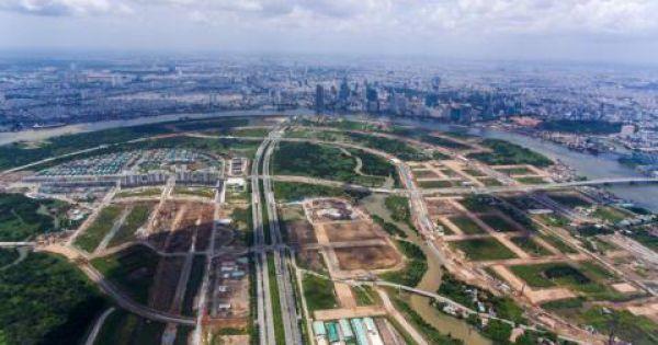"""TPHCM sắp đấu giá 9 lô đất """"vàng"""" tại Thủ Thiêm"""