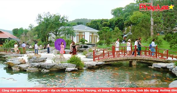 Wedding Land Bắc Giang, điểm đến cho mùa hè sôi động