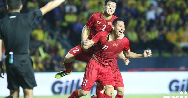 Báo châu Á khen ngợi chiến thắng của tuyển Việt Nam trước kình địch Thái Lan tại King's Cup