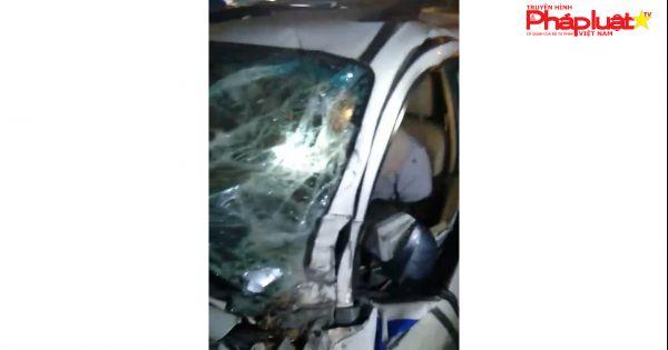 Quyết định đình chỉ công tác cán bộ CSGT gây tai nạn chết người