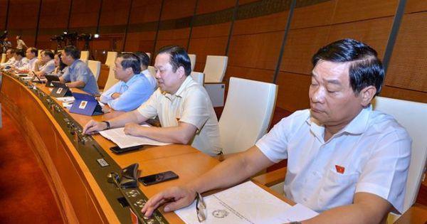 Sắp biểu quyết thông qua nhiều Luật quan trọng tại Quốc Hội