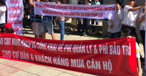TPHCM: Thanh tra toàn diện công tác quản lý, vận hành chung cư Tân Tạo 1