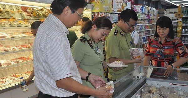 Hà Nội: Đóng cửa hàng loạt cơ sở vì vi phạm an toàn thực phẩm