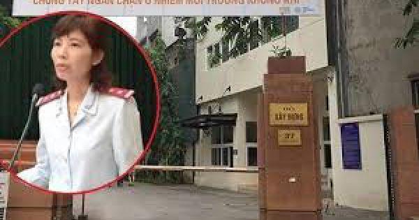 Công an Vĩnh Phúc đề nghị khởi tố vụ án thanh tra Bộ Xây dựng vòi tiền